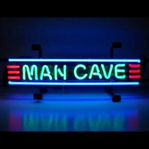 Man Cave Art - Rear View Prints
