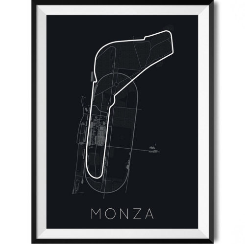 Monza race track