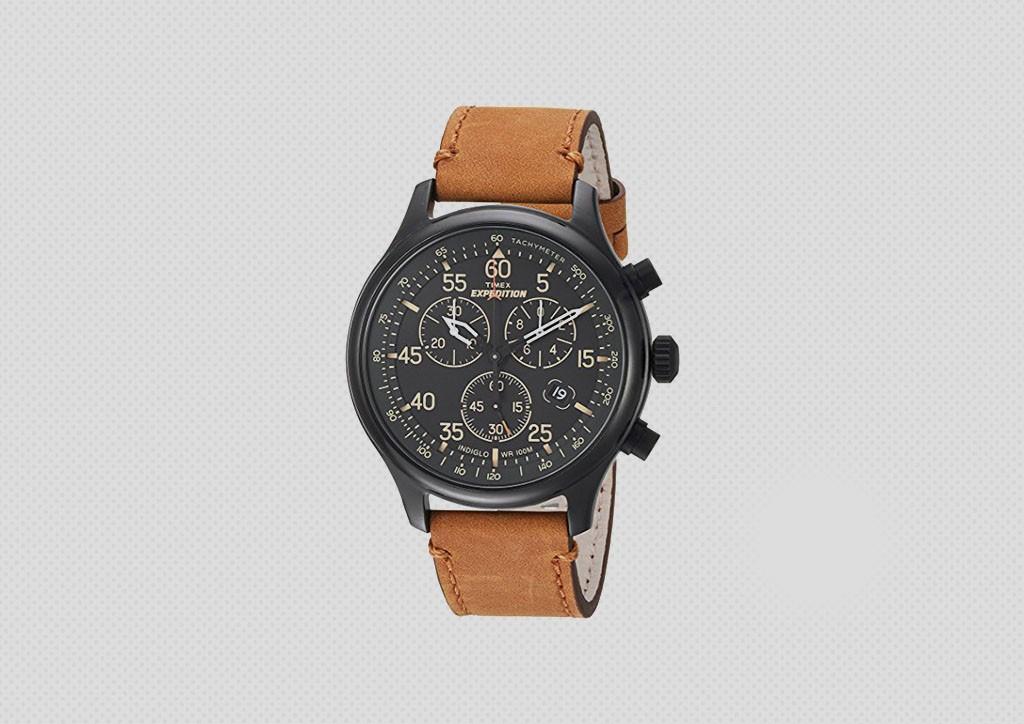 Timex Cronograph - Rear View Prints