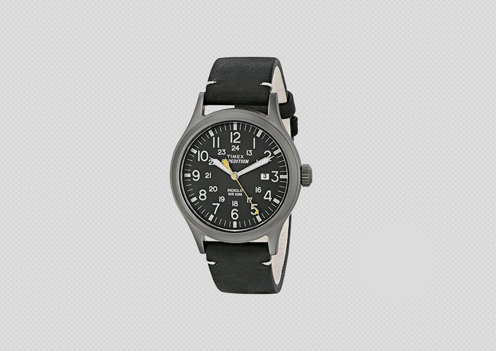 Timex Expedition Scout - Rear View Prints