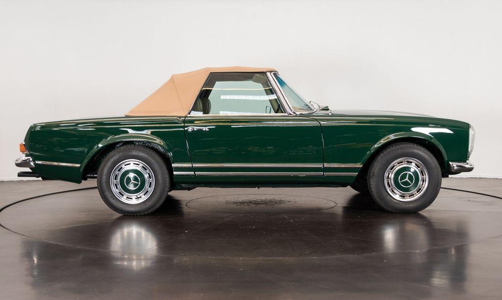 1970 Mercedes SL Pagode - Rear View Prints 3