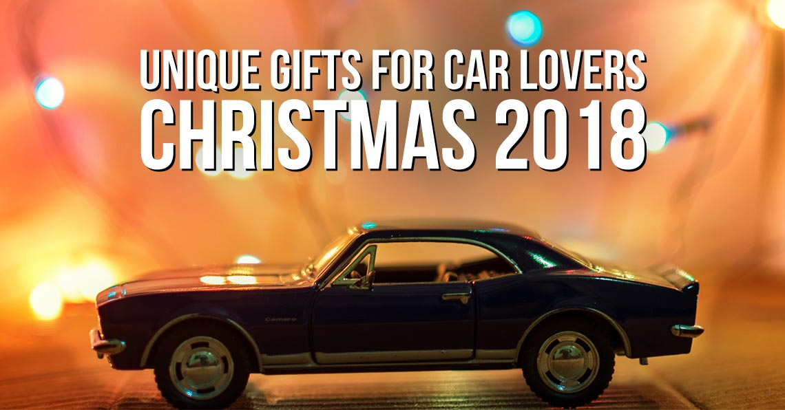 unique gifts for car lovers