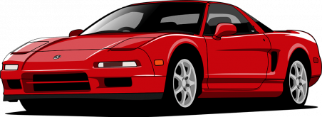 DMR - New style - Acura NSX